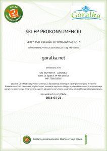 certyfikat-goralka.net